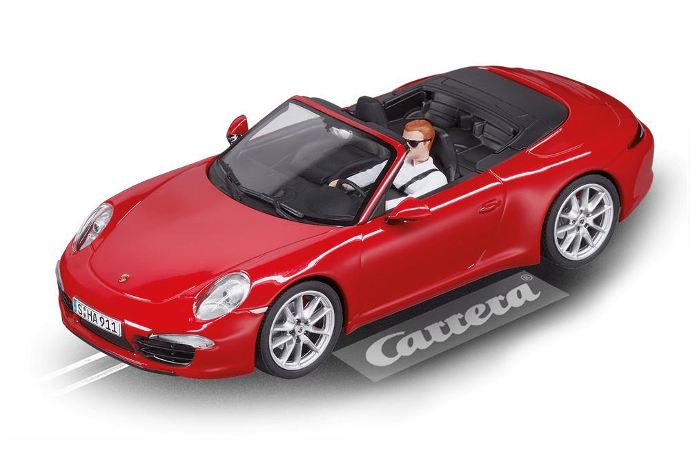 Top Tuning Carrera Digital 132 - Porsche 911 Carrera S
