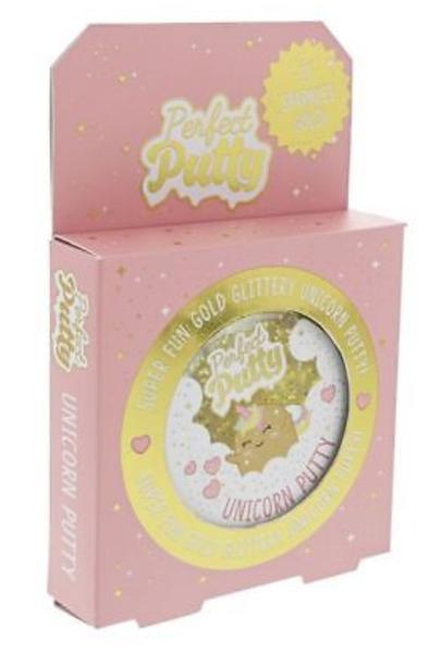 Perfect Putty - Gold Glittery Unicorn Putty - BRAND NEW