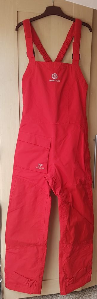 BNWT HENRI LLOYD XS (UK 8) LADIES RED ULTIMATE CRUISER