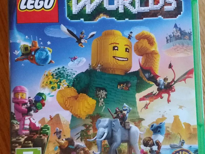 Xbox one Lego Worlds excellent condition