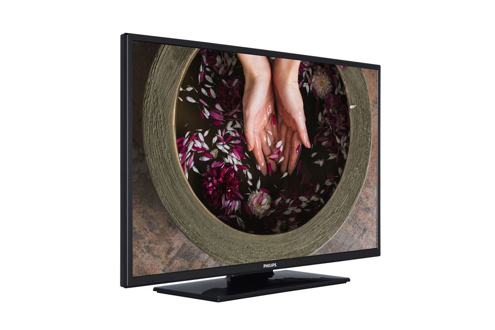 "Philips HFLT/12 Commercial TV - 55"" Black"