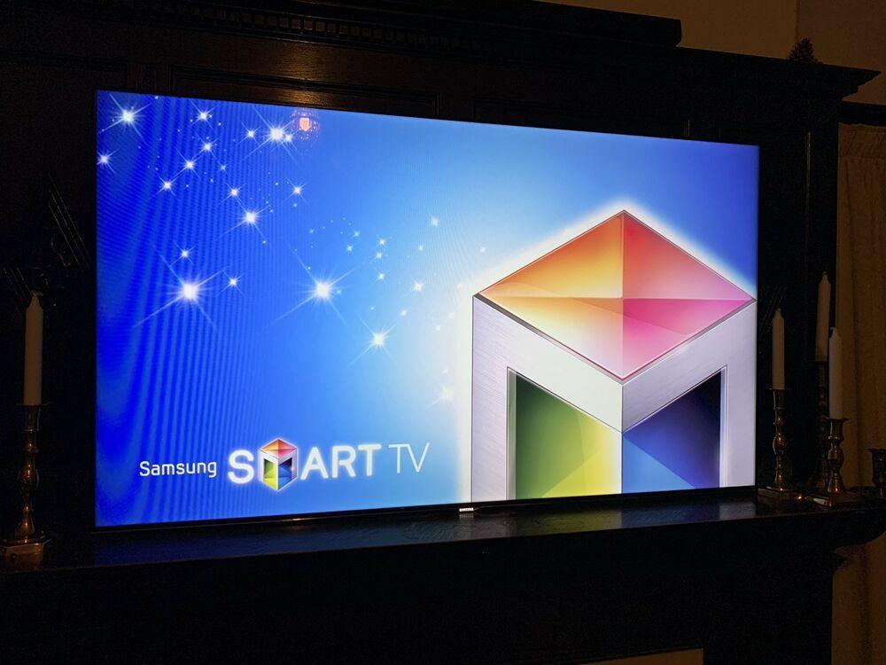 Samsung Smart TV UE55FD p HD LED Internet TV