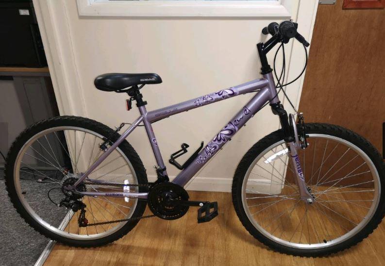 Apollo Jewel Ladies Mountain Bike