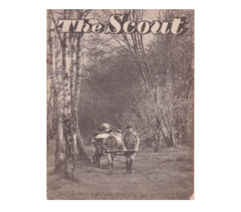 The Scout & Scouter Magazines - vintage s & s