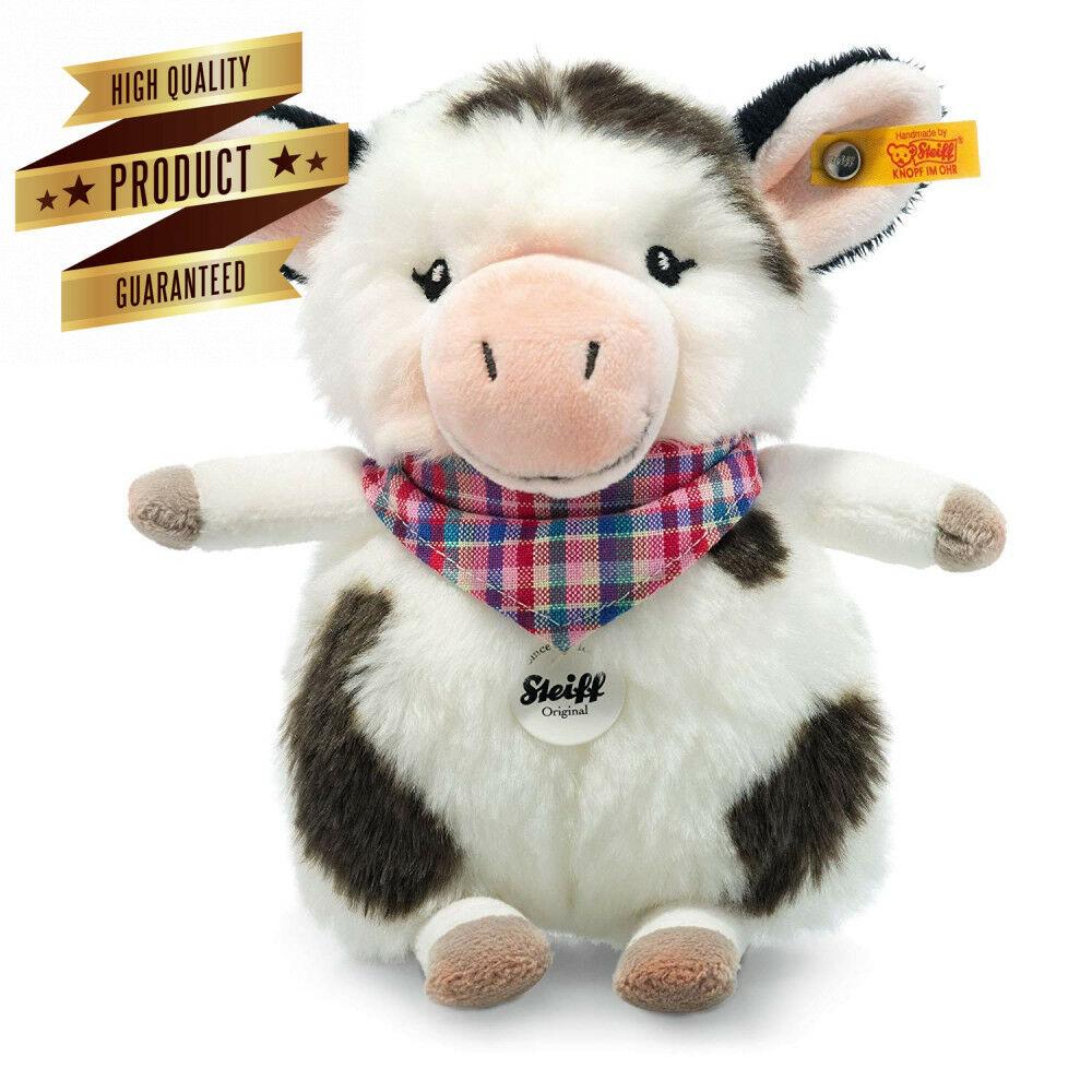 Steiff -  - Happy Farm - Cow - Mini Cowaloo
