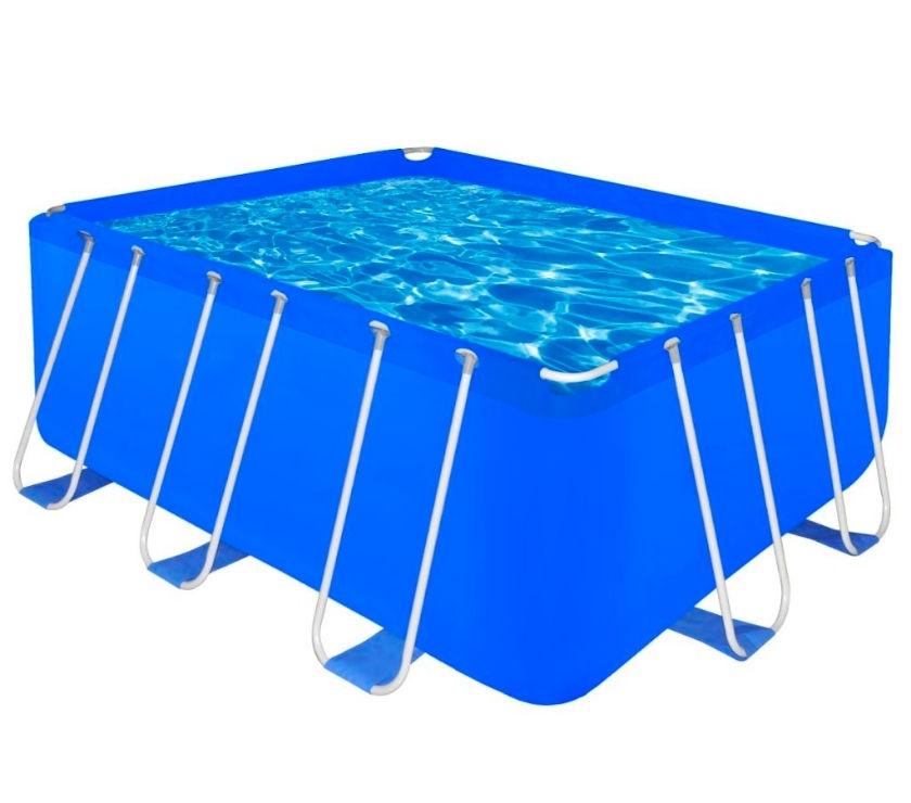 vidaXL Above Ground Swimming Pool  New