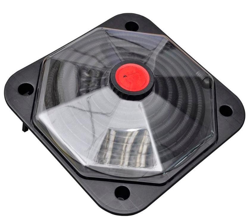 vidaXL Pool Solar Heater  New