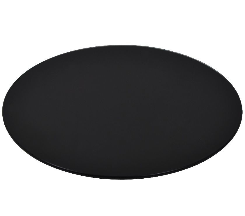 vidaXL Table Top Tempered Glass Round 700 mm  New