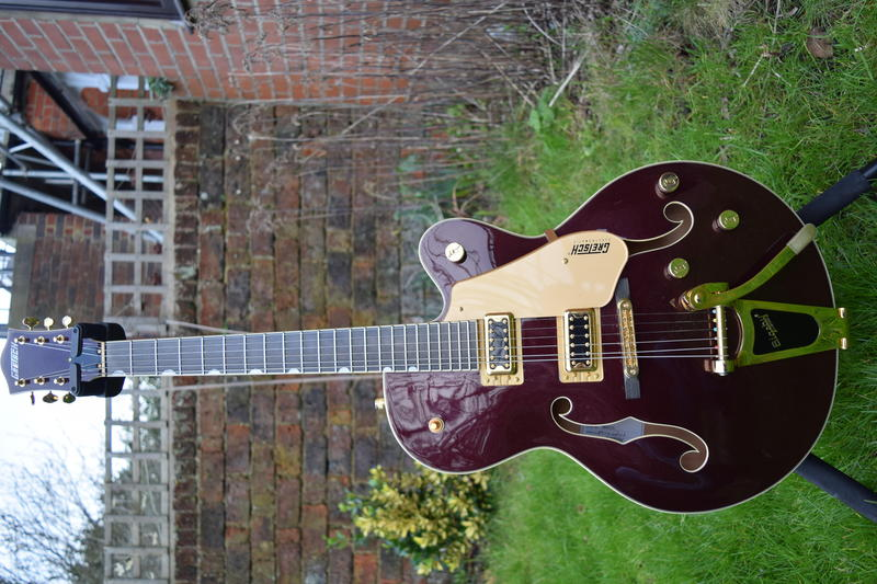 Gretsch electromatic 135th anniversary limited edition