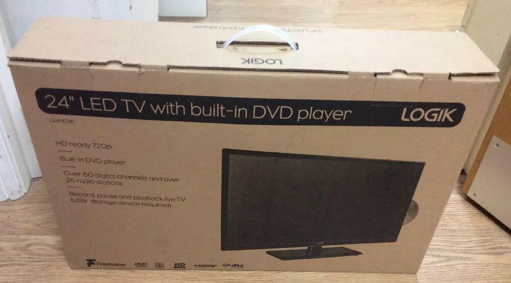 Logik L24HEDp HD LED Television