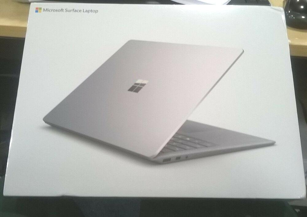 Microsoft Surface Laptop GB, Intel Core i5 8th