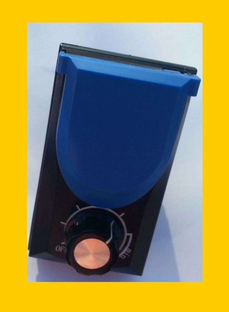 ODR-800 Power Regulator Von Osaga Speed for Pond Pump up to