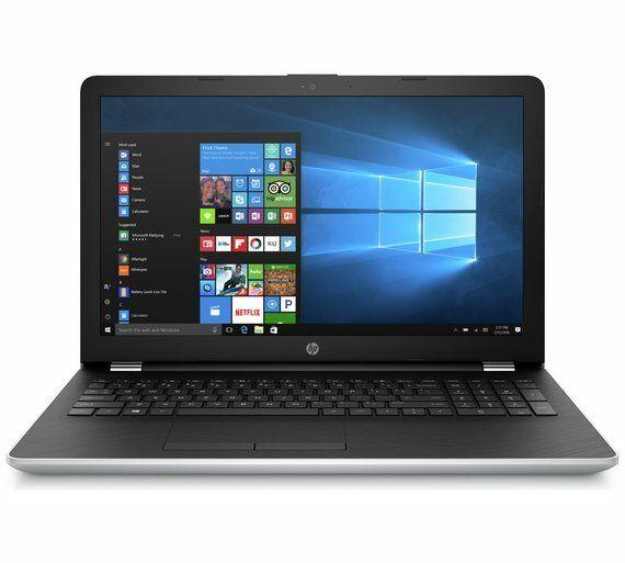 "HP 15-BS101NA Laptop 15.6"" Full HD 8th Gen Quad Core i"