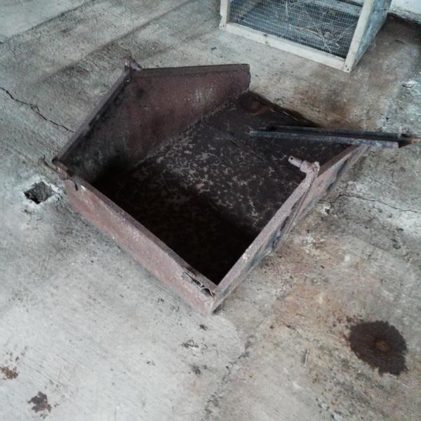 Ferguson 35 transport box