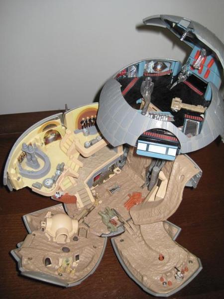 star wars micro machines figure playsets