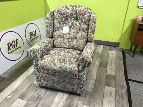SALE NOW ON - Manual Reclining Armchair - Local Delivery