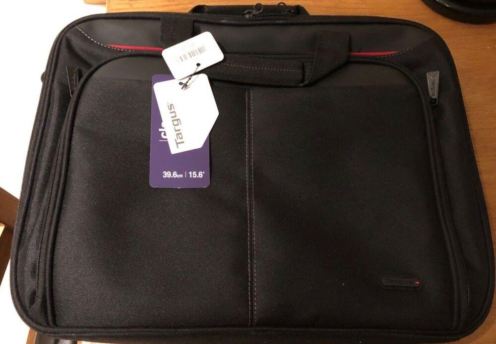 """Targus CN31 Carrying Case for 39.6 cm (15.6"""") Laptop - Black"""