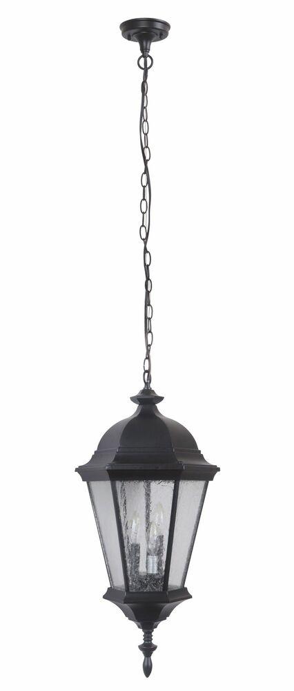 "Craftmade Z-Light ""W Outdoor Pendant w/"