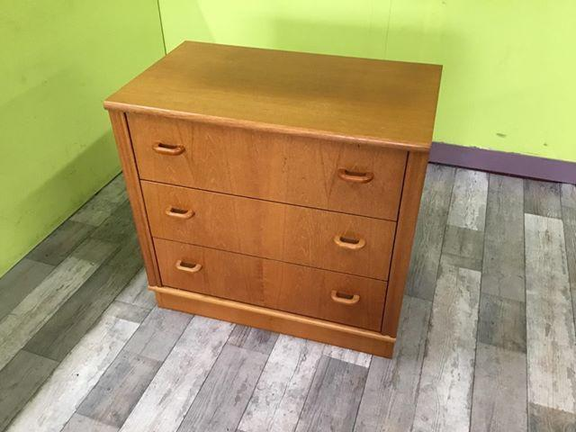 SALE NOW ON - Retro Style Chest of Drawers - Local Delivery