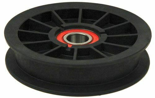 """ROTARY PART #  FLAT IDLER PULLEY """"X4""""; REPLACES"""