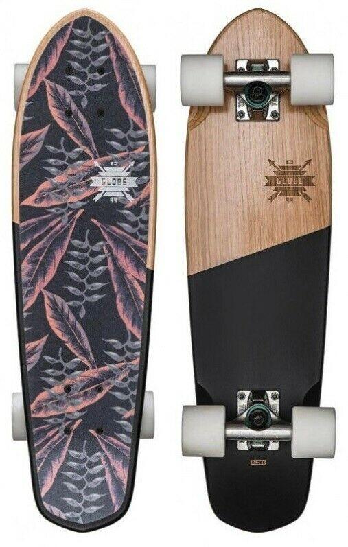 Globe Cruiser Skateboard Complete Blazer White Oak Roughage