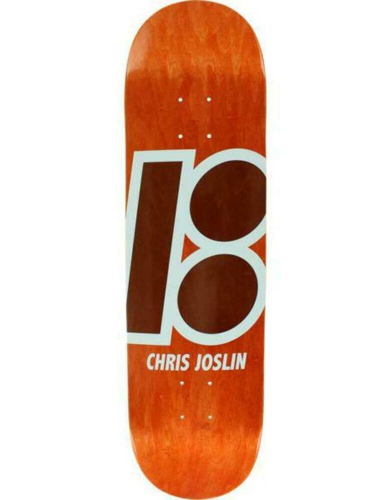 Plan B Skateboards CHRIS JOSLIN Stained Skateboard Deck
