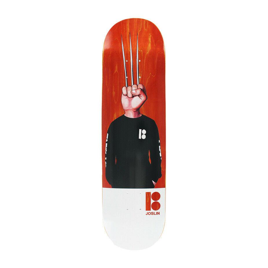 Plan B Skateboards CHRIS JOSLIN knuckle head Skateboard Deck