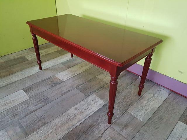SALE NOW ON - Dark Wood Coffee Table - Local Delivery From