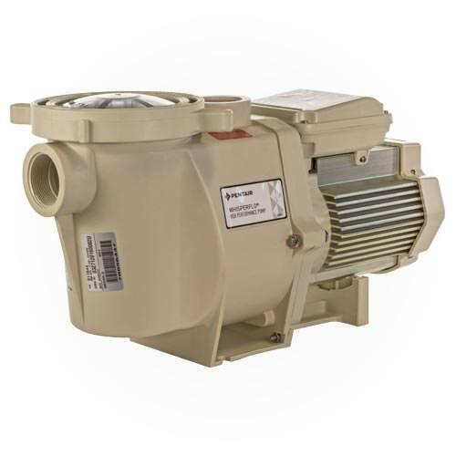 Pentair WhisperFlo 1 HP Pump  - Three Phase