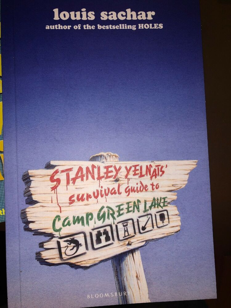 Stanley Yelnats Survival Guide to Camp Green Lake by Louis