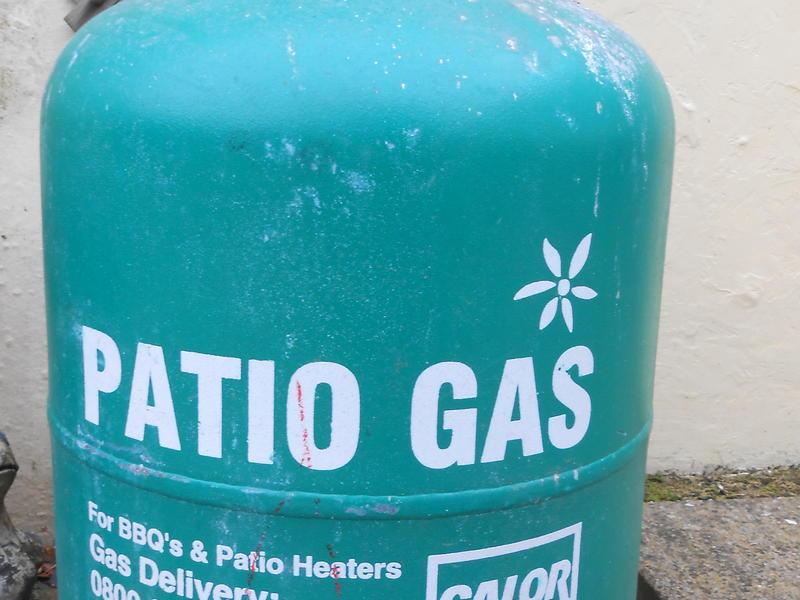 Calor Gas 45kg Cylinder Bottle Caravancamping
