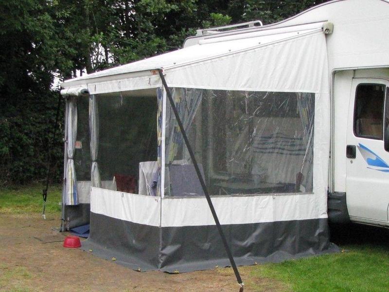 Fiamma privacy room for motorhome/caravan