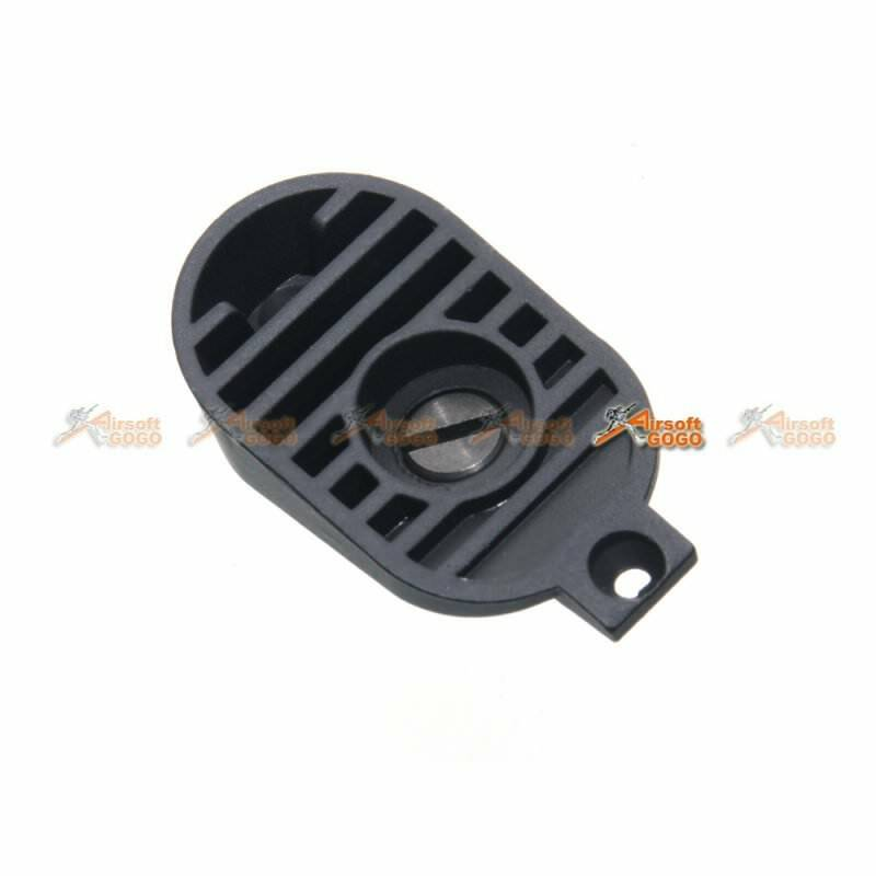 Metal Alloy Hand Grip Motor Cover for M4 Series Airsoft