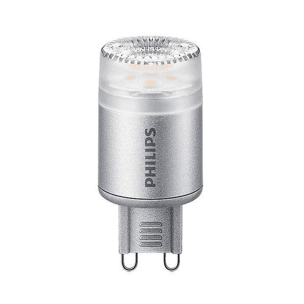 This Philips 2.5W G9 LED capsule has a lifespan of