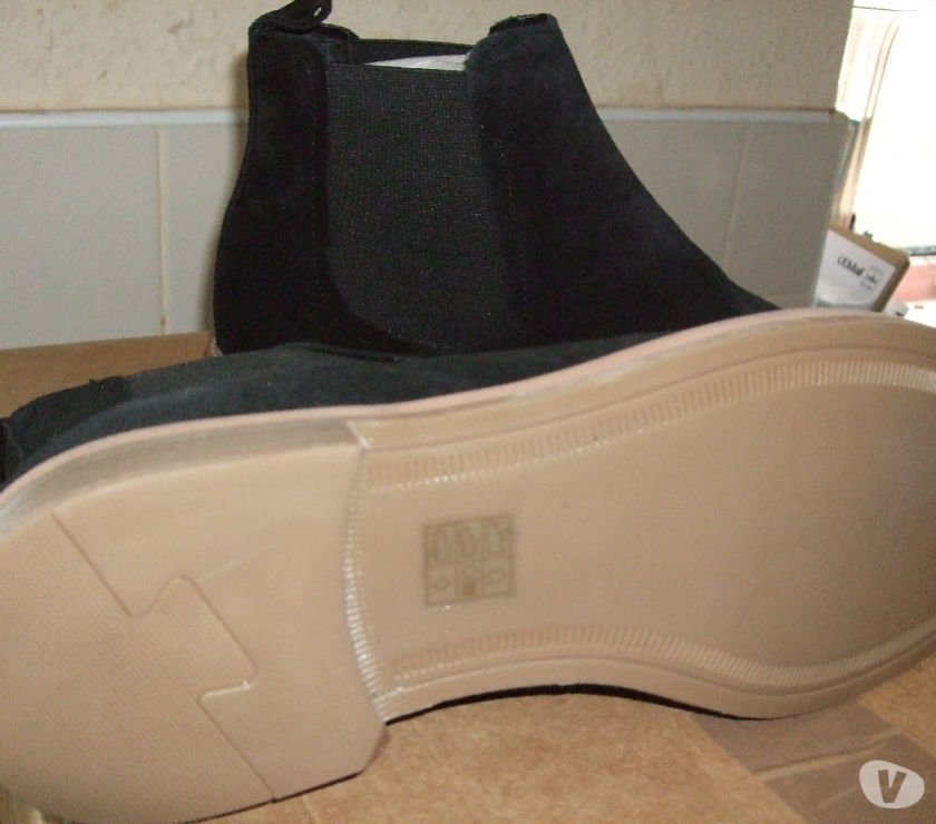 New pair of chelsea boots.