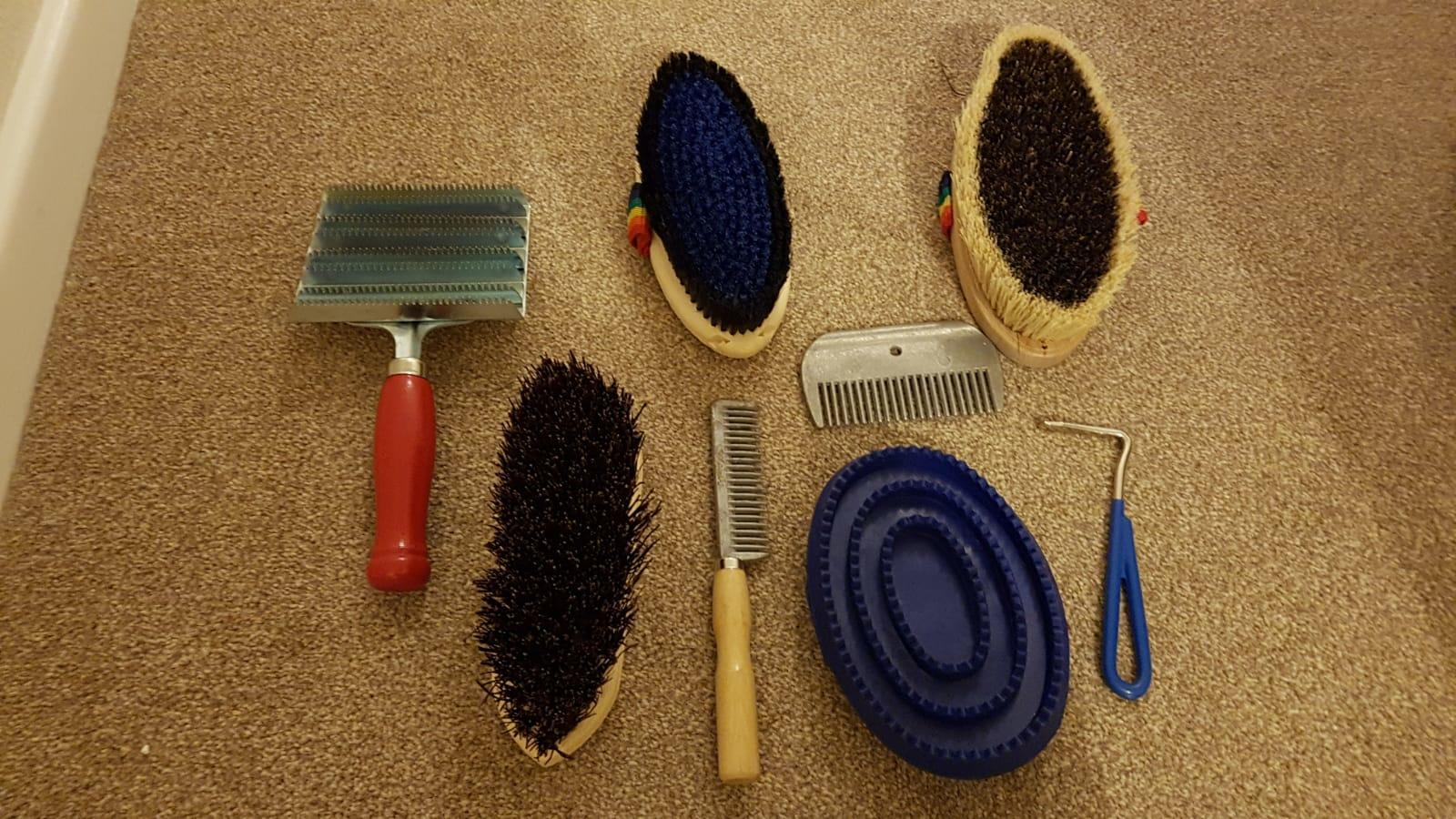 Horse grooming kit - brand new and unused