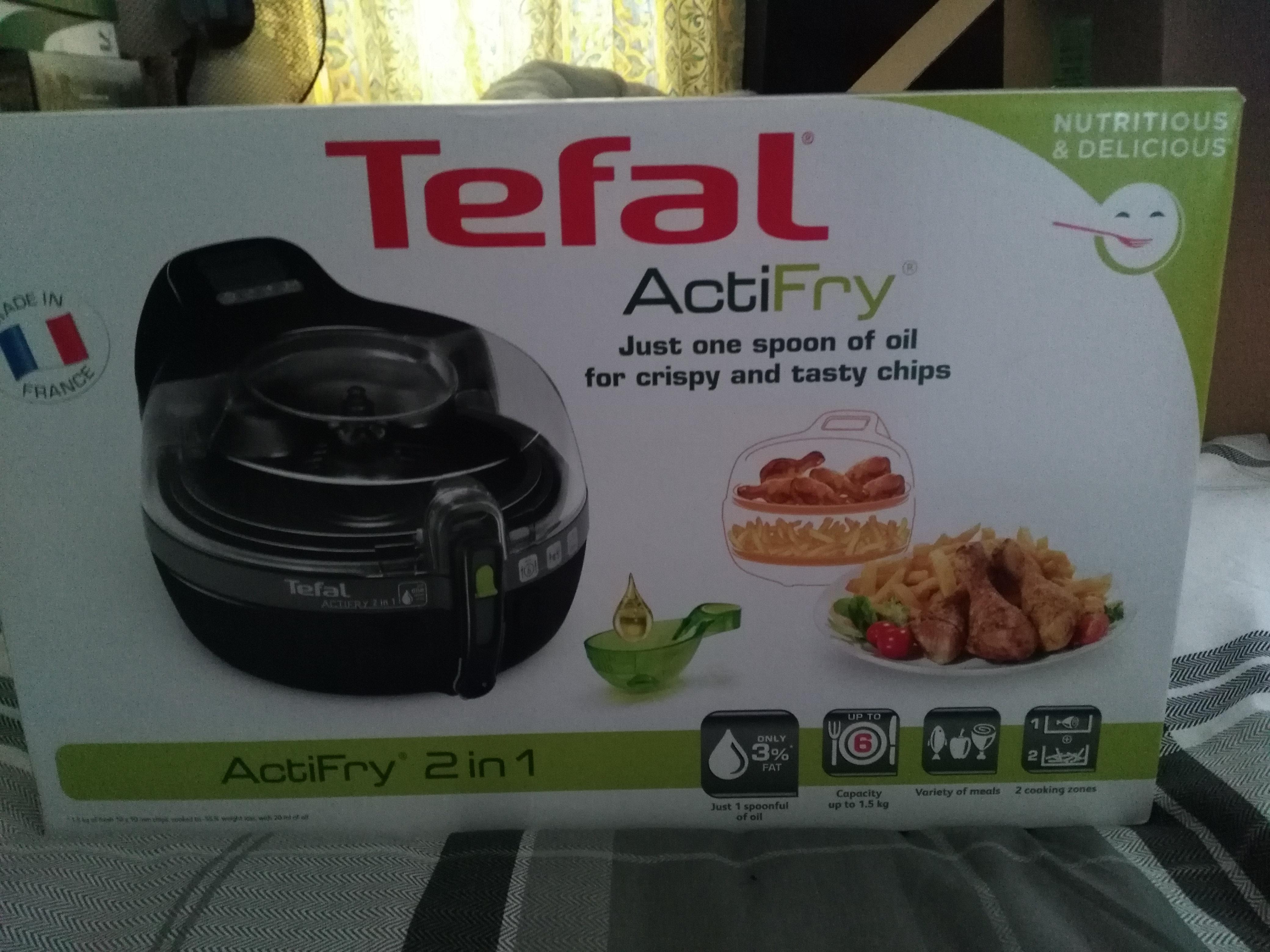 Tefal ActiFry 2 in 1