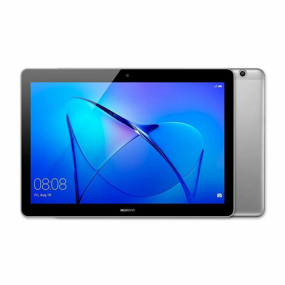 "New Huawei MediaPad T3 10"" Tablet Grey Qualcomm Quad-core"