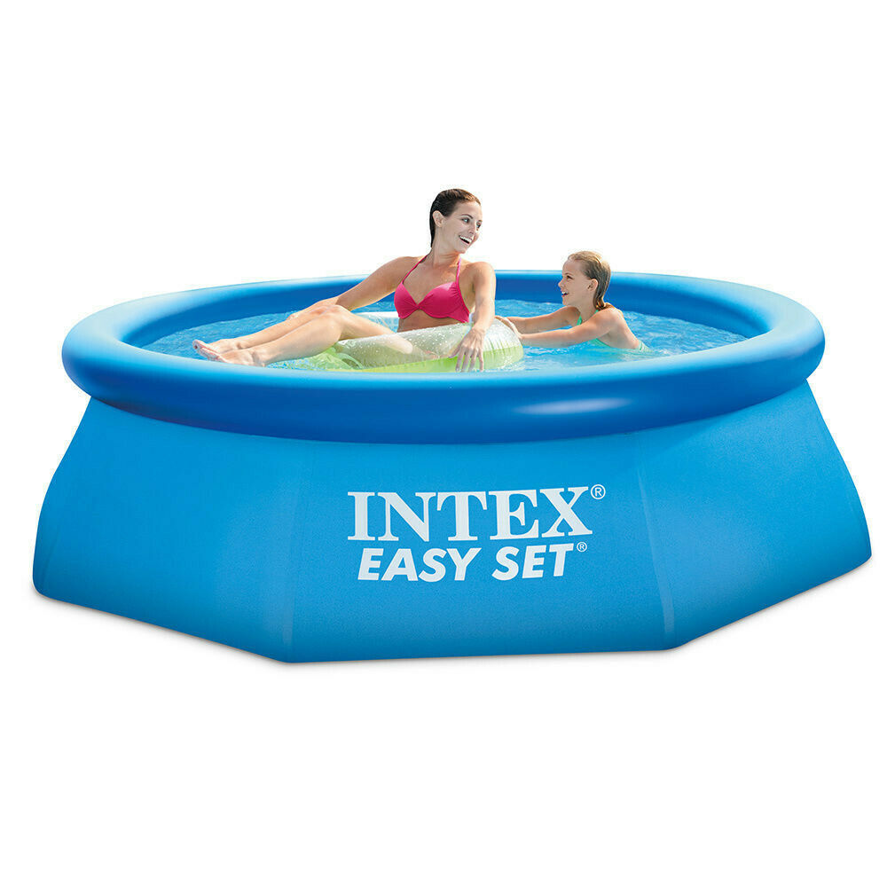 Intex Above ground swimming pool with ring inflatable