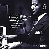 Teddy Wilson Solo Piano: The Keystone