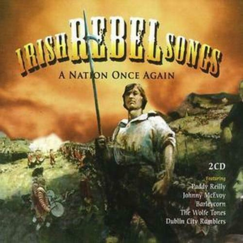 Various Artists: Irish Rebel Songs: A Nation Once Again CD