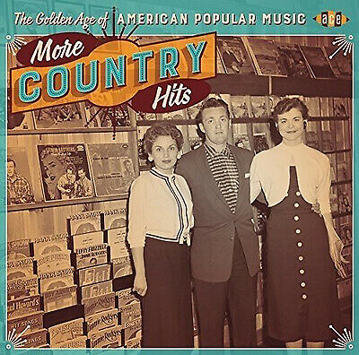 Various Artists: More Country Hits CD ()