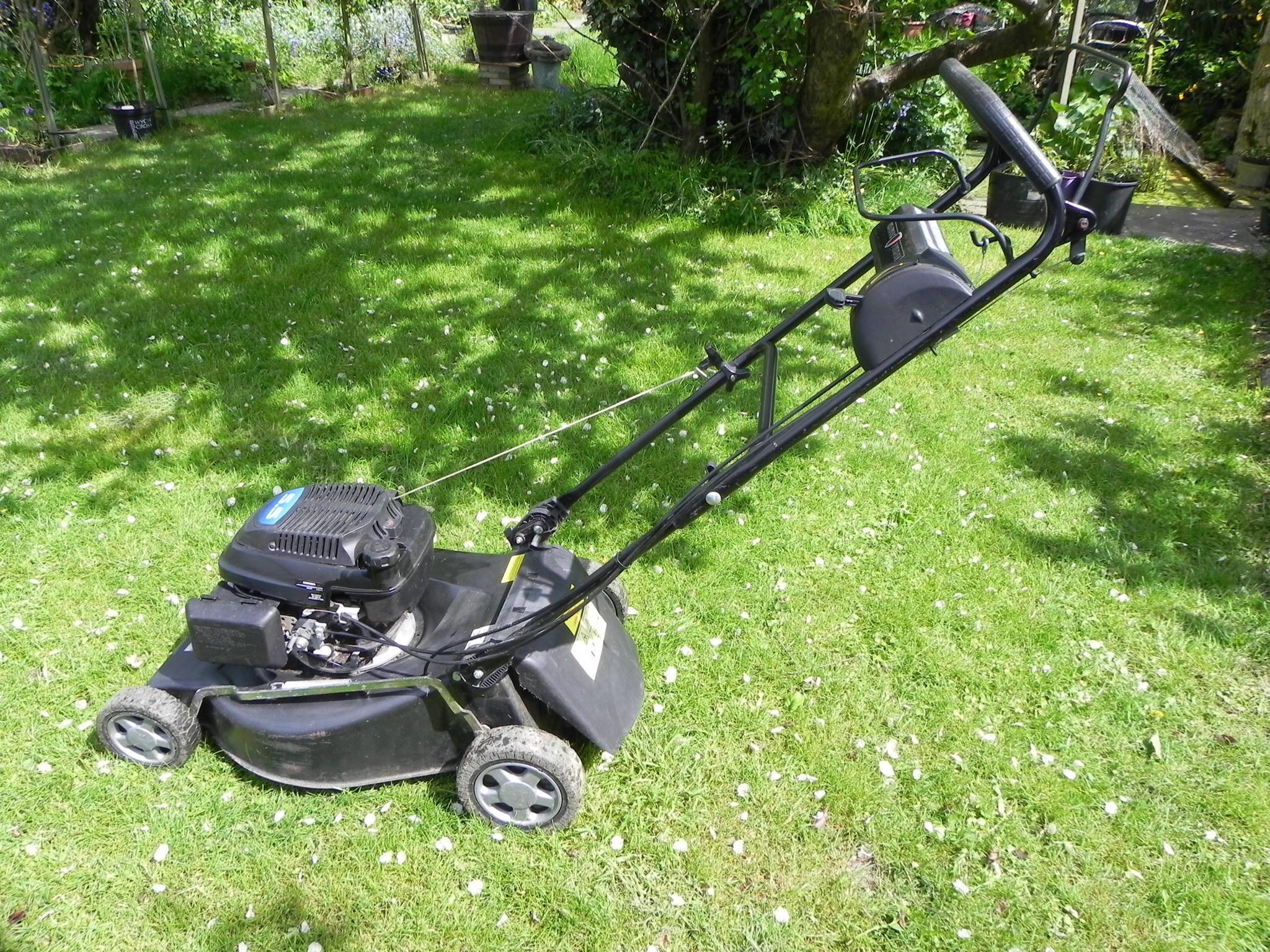 petrol lawn mower for sale essex