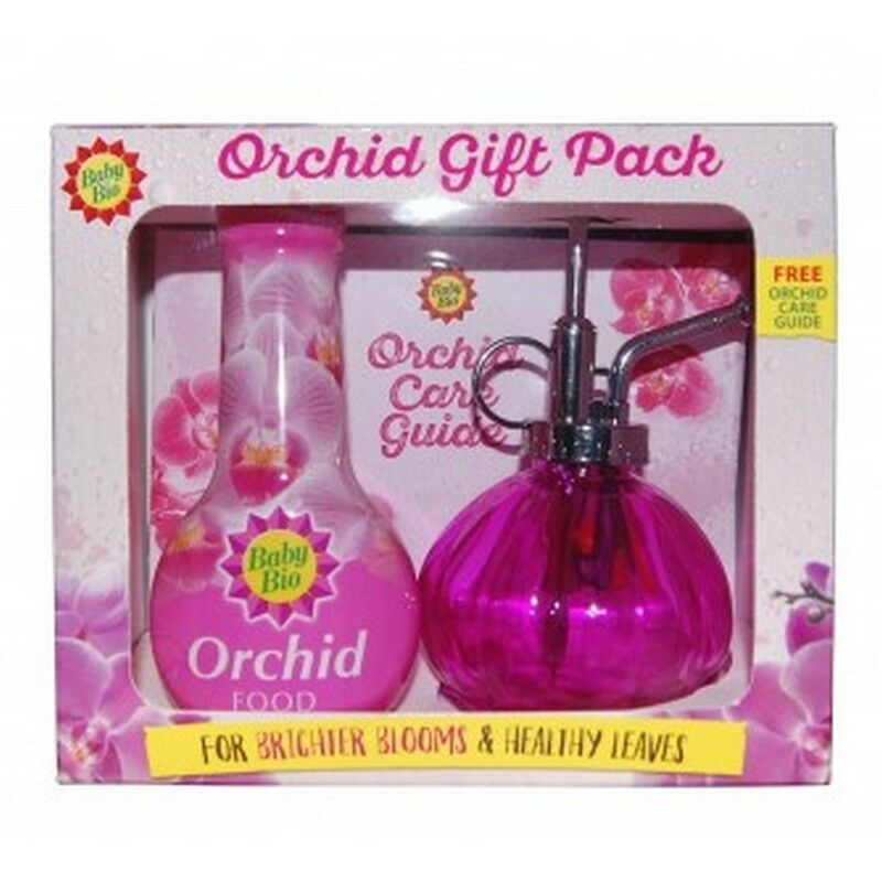 BABY BIO ORCHID ORCHID FEED AND MISTER GIFT PACK WITH FREE