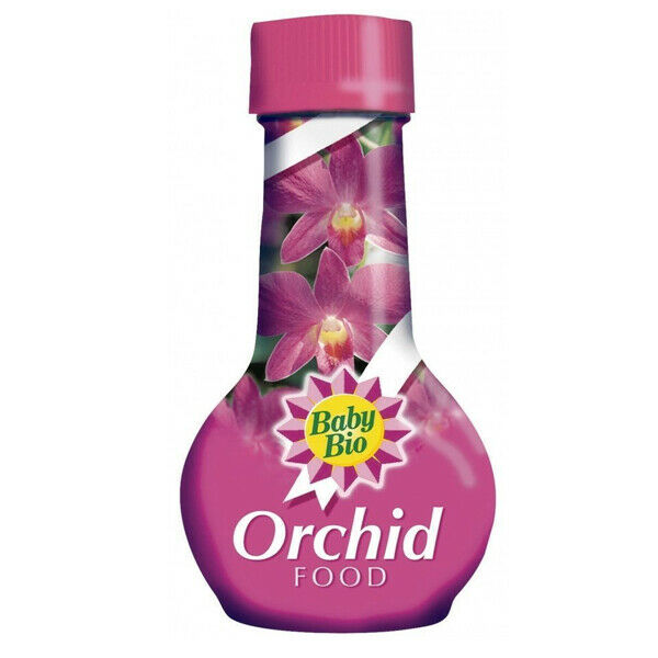 Baby Bio Orchid Food 175ml, Plants, Garden, Fertiliser