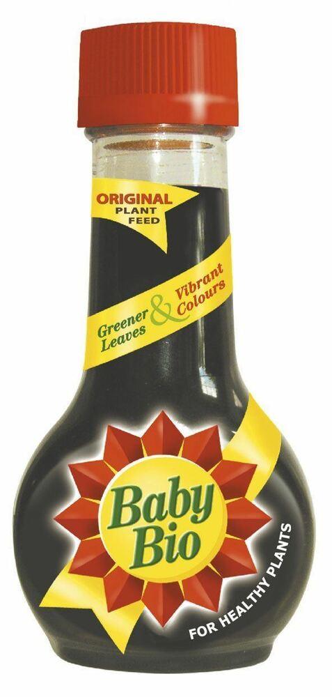 Baby Bio Original Houseplant Feed Gardening Plant Food