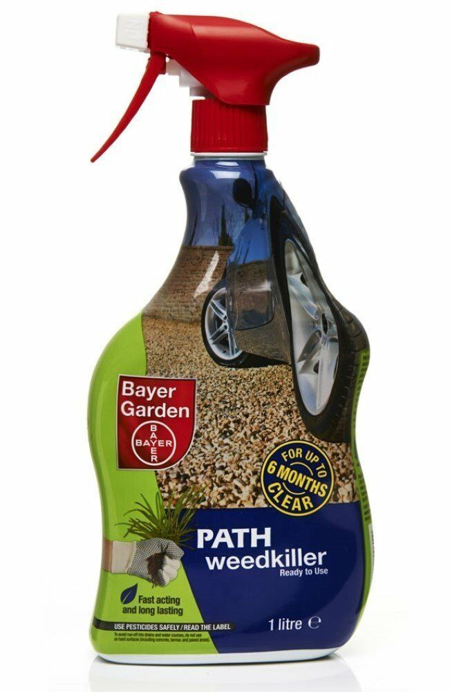 Bayer Path and Drive Weedkiller 1L Ready to Use