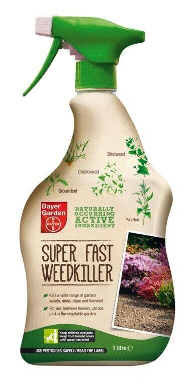 Bayer Super Fast Weedkiller RTU - 1L