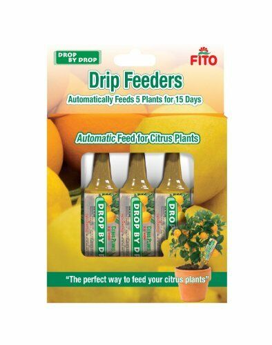 FITO  Citrus Drip Feeder - Yellow