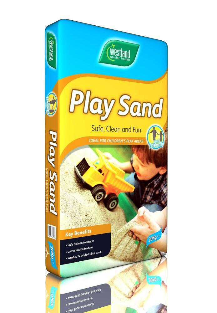 Westland Kids Childrens Outside Fun Play Sand 20kgs Large
